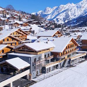 Immobilier de loisir et residences de tourisme
